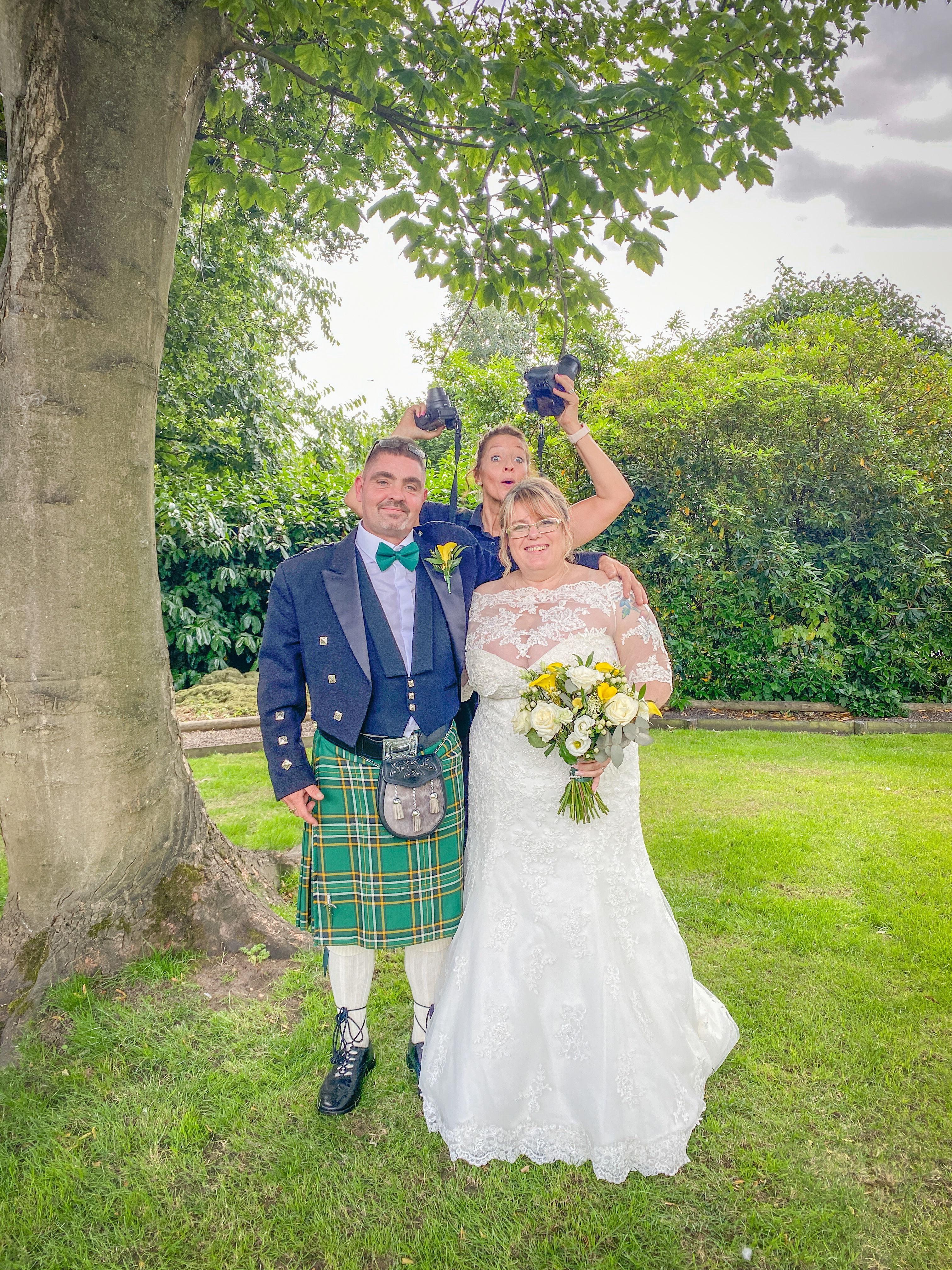 Me as photographer - McCreery Wedding by Pictoria - 15 August 2021 -329